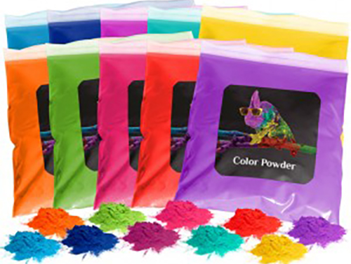 About Colorfly powder and Liquid colors - Product Information